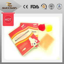 Dysmenorrhea treatment product menstrual pain relief patch with high quality