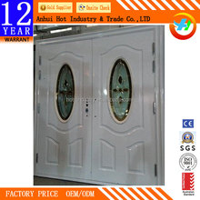 2016 China alibaba Excellent Design Glass Double Leaf glass door refrigerator