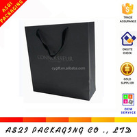 China supplier cheap recycle eco friendly biodegradable kraft paper shopping bag