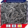 Bright Shining Smooth Shank Common Nail Size Concrete Nails