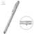 Laser touch multifunction pen,Promotional item silver metal pen with logo