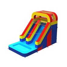 wholesale durable large industrial water slides cheap inflatable water slides for sale australia