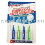 INTERDENTAL PLACKERS
