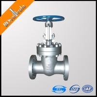 Gate valve CF3 API 600 gate valve with drawing