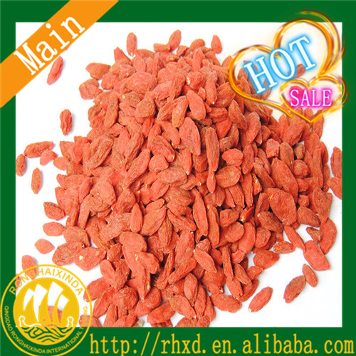 Import Goji Berry Organic Dried Delicious