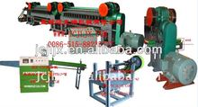 steel wool roll machine