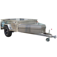 off road camper trailer sale With 12ft Deluxe Tent