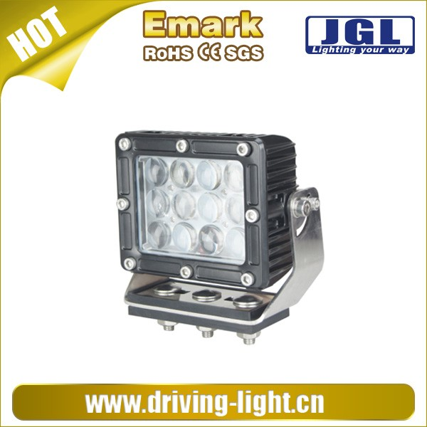 JGL unique design!! 60w 4d led work light for heavy duty,trucks,agriculture 4x4 led lights