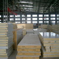 Pu Sandwich Panel For Freezer
