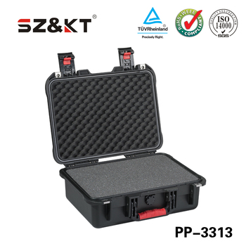 Rugged Plastic Equipment Case
