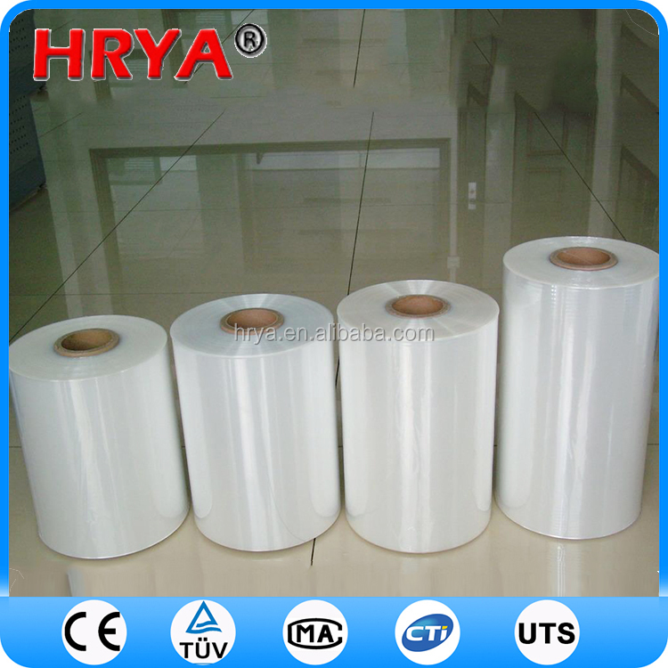 0.012-0.08 mm Conventional Thickness pvc heat shrinkable print film