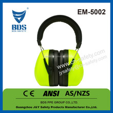 Cheap wholesale ansi certification sound proof headband earmuff