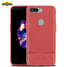 For Oneplus 5 Cover Soft Brush TPU Shockproof Case For Oneplus 5