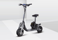 Hot EVO Uberscoot 2 wheel folding cheap 50cc gas scooter with CE/EPA certificate
