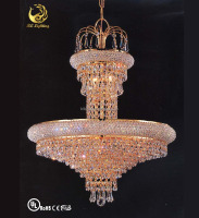 China supplier crystal light fixture modern chandelier deckenleuchten kristall