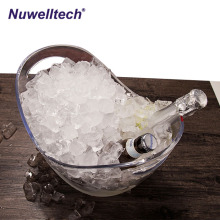 8L cheap plastic champagne red wine ice bucket