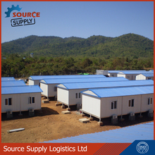 insulated warehouses and offices