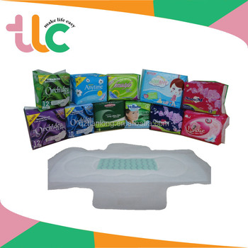 Competitive price of Raw Materials for Sanitary pads/ Sanitary Napkin/ towels Nonwoven Fabric