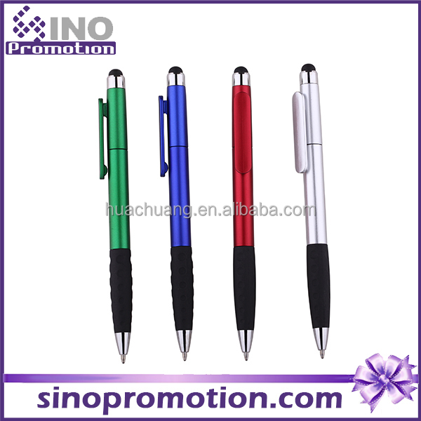 with key ring ballpoint pen combo 2015 best selling pen for smart phone