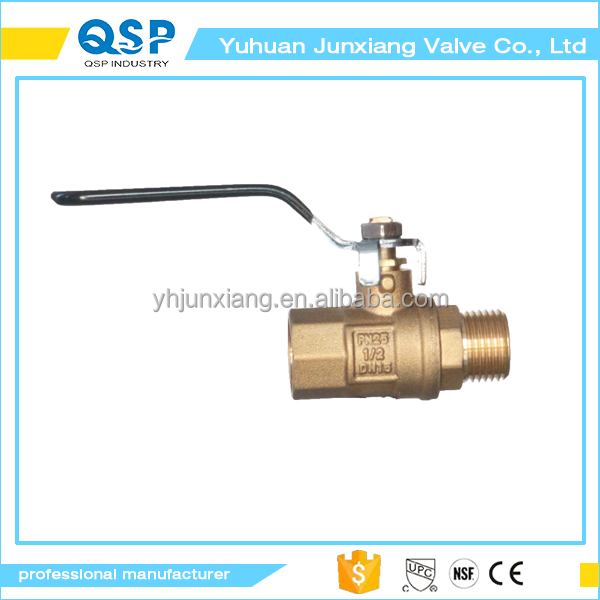 Material cf8m 1000wog and are threaded long high quality blue handle ball valve