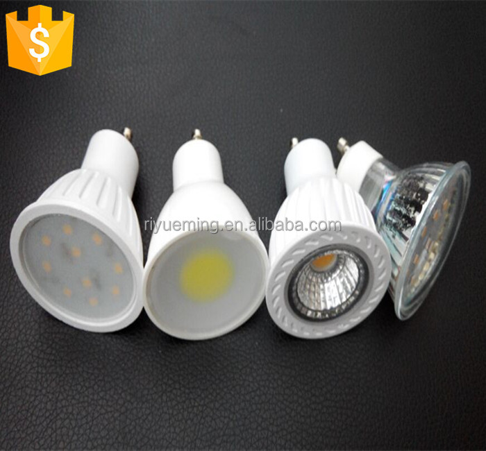 COB e27 gu10 2700k soft white dimmable 120v led spot lighting