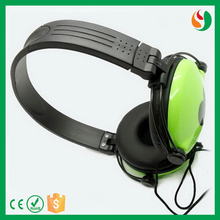 Professional headphone factory colorful OEM high quality