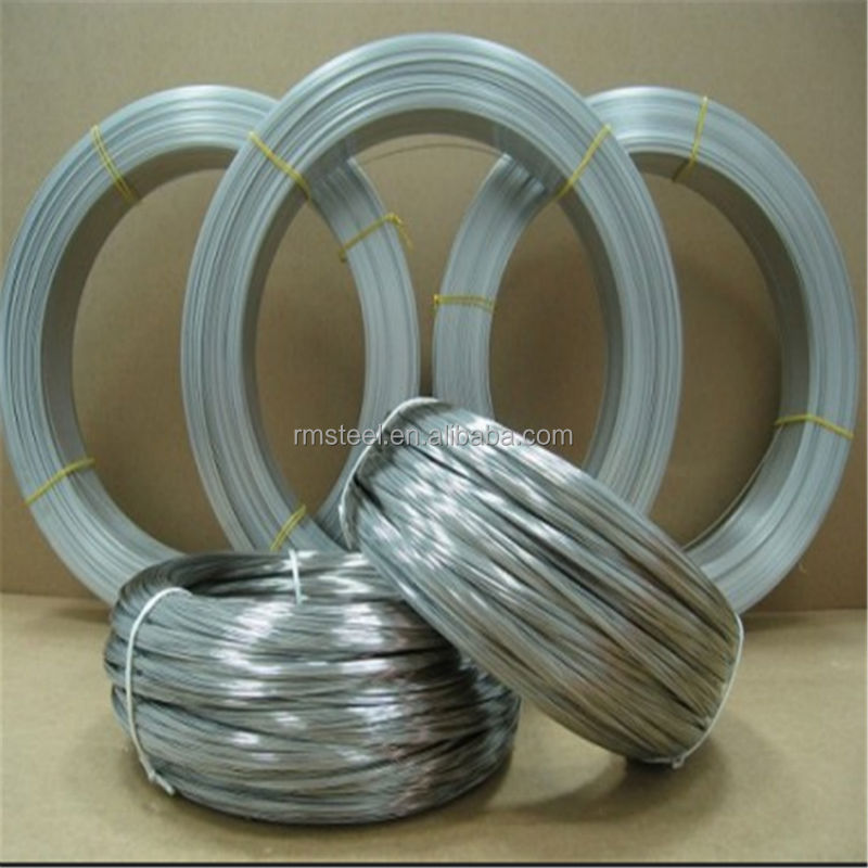 Factory Manufacturing 304L Stainless Steel Flat Wire