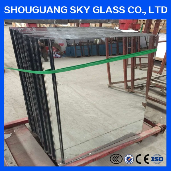 1mm Silver Glass Mirror /1mm Aluminum Mirror Glass/Cheap Clear Sheet Glass Mirror