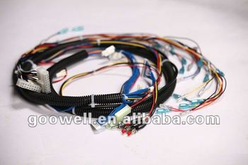 wire harness for Medical equipment