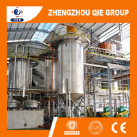 CPO oil fractionation plant with certification proved famous brand