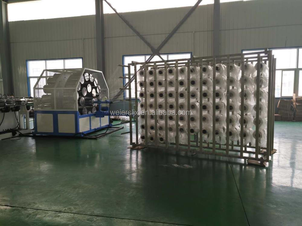 China Factory PVC Lay-Flat Hose Making Machine PVC Hose Extrusion Line