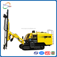 KT7 the most advanced crawler mounted integrated DTH drilling rig