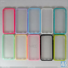 RINGKE FUSION for Apple iPhone 5C Case Bumper Shock Absorption Bumper Anti Scratch Back Premium Hybrid Case P-IPH5CTPU013
