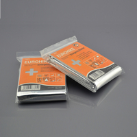 Free sample available best selling ce approved silver thermall rescue emergency blank
