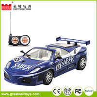 China factory racing car 4 function 1/43 scale rc car