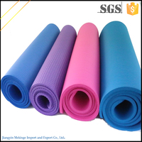 Rubber mat yoga 4mm thickness exercise yoga mat