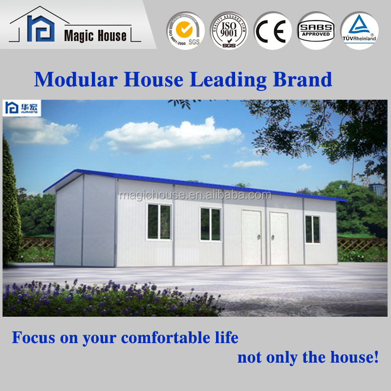 Modern Prefabricated houses 20 ft prefab container office from china supplier