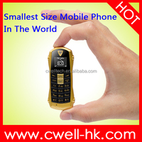 NEWMIND F1 MINI Car Shaped Worlds Smallest Mobile Phone