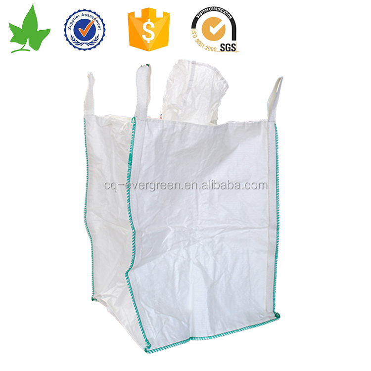2017 new PP woven bulk bags jumbo bag made in China ltd company 1 ton
