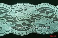 Fashion Stretch Lycra Lace