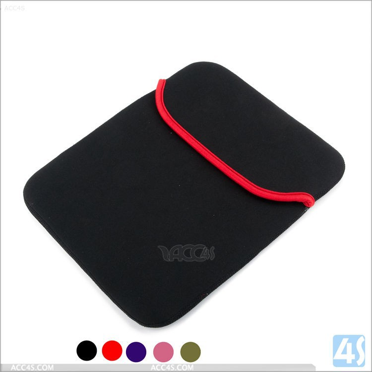 Neoprene 12 inch sleeve bag case cover for iPad andorid tablet Universal bag