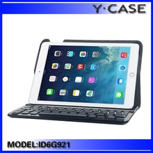 USB Bluetooth Keyboard Leather case for iPad Air 2 from factory