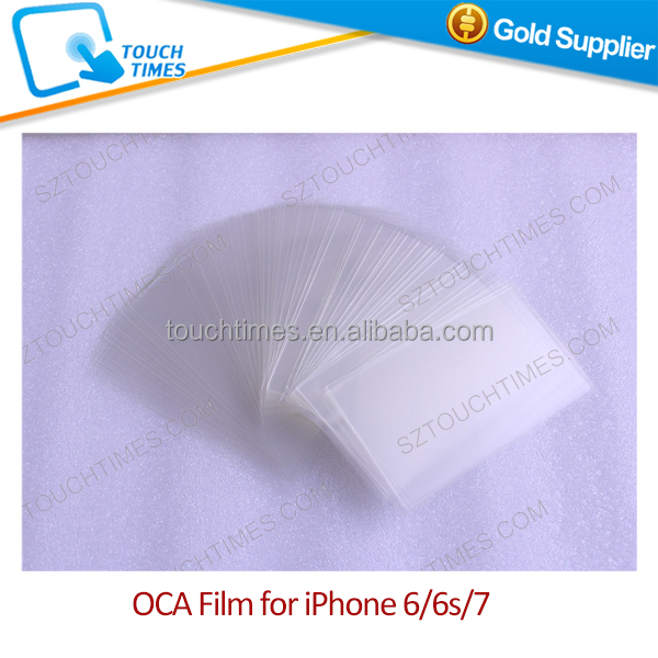 Mobile phone oca repair materail OCA Film for iphone 6/6s/7 4.7inch