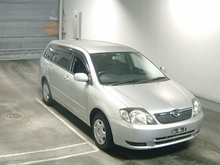 Toyota Corolla Fielder 2002y NZE121G AT good japanese used car!!