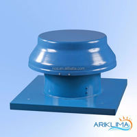 European standard single or three phase explosion-proof axial ventilation fan with CE MUSHROOM-K