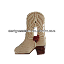 High Heeled Shoes Shape Funny Switch Safety Cover
