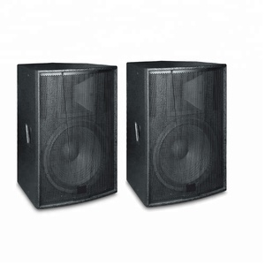 Pro stage bar 12 inch subwoofer pa speaker box design