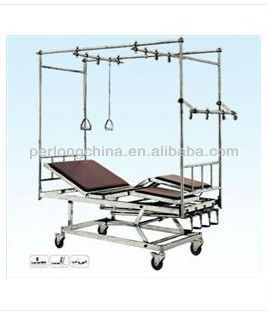 Orthopaedic Traction Bed With Stainless Steel Traction Frame C4