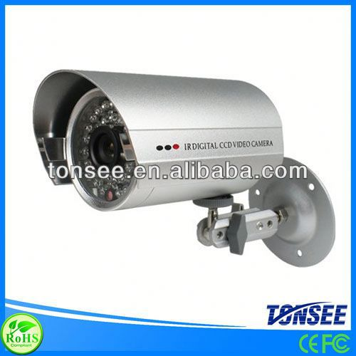 bullet ir cctv camera connectors