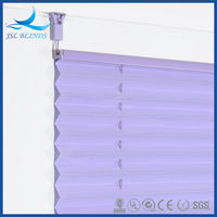 Wholesale cheap price affordable window pleated shutters
